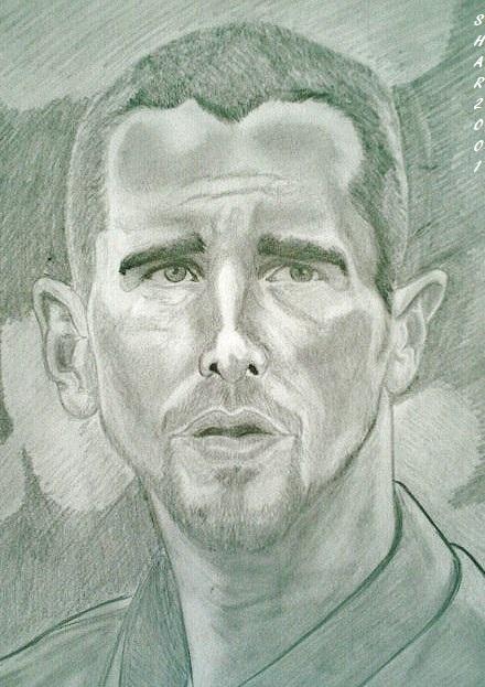Christian Bale par shar2001